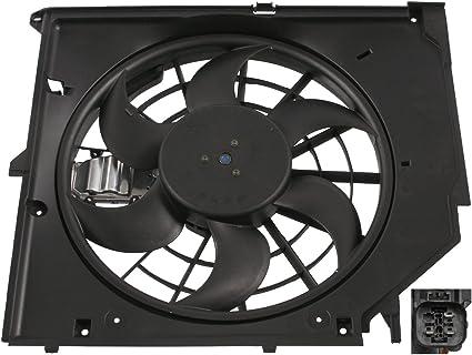 Febi-Bilstein 36663 Motor eléctrico, ventilador del radiador ...
