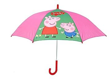 Peppa Pig 4713 - Paraguas infantil (automático) diseño