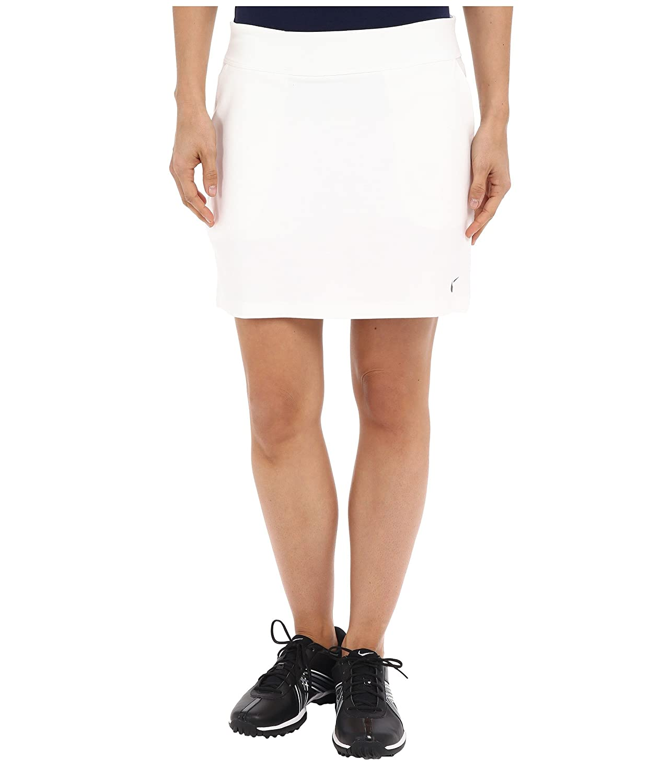 [ナイキ] Nike Golf レディース Tournament Knit Skort スカート [並行輸入品] XX-Large ホワイト/ブラック B01D2CZ1OC