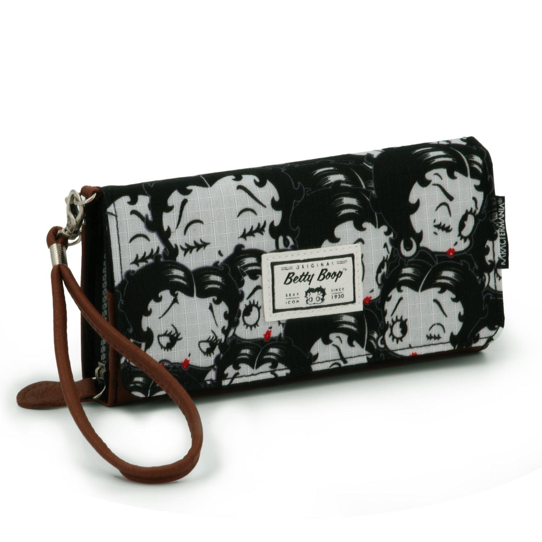 Karactermania 36409 Betty Boop Noir Monederos, 20 cm, Negro ...
