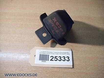 Tope de puerta puerta bisagra freno búfer Puerta Corredera goma Trafic Vivaro Opel: Amazon.es: Coche y moto