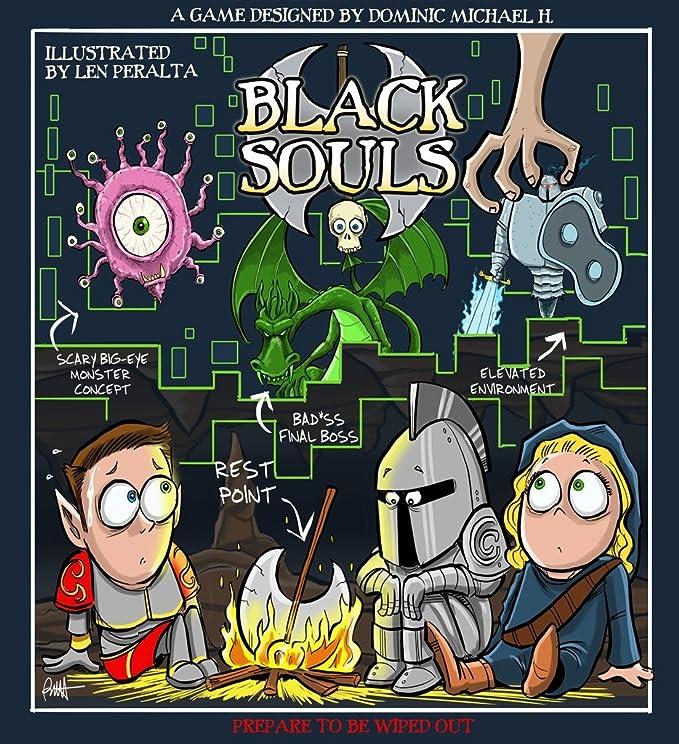 Medieval Lords- Black Souls (Juego de Mesa en Caja), Multicolor (MVL007): Amazon.es: Juguetes y juegos