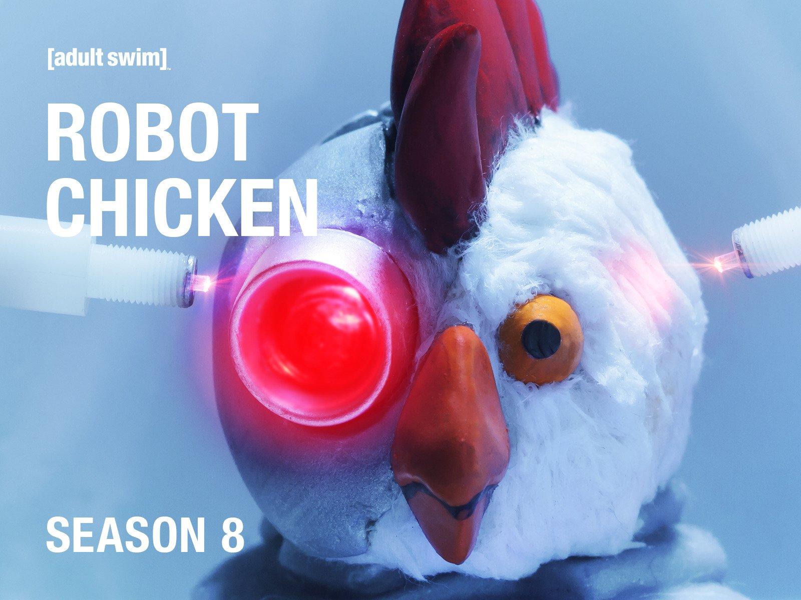 Amazoncom Watch Robot Chicken Season 8 Prime Video