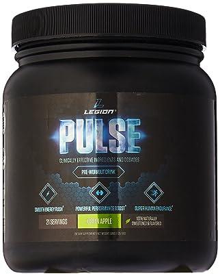 Legion Pulse Pre-Workout Supplement