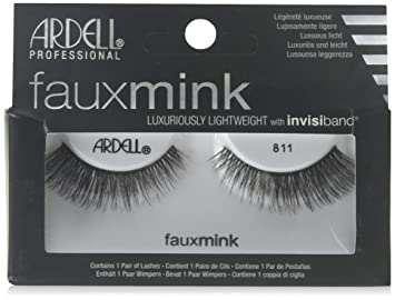 403cde828c2 Amazon.com : Faux Mink Lash 811 : Beauty