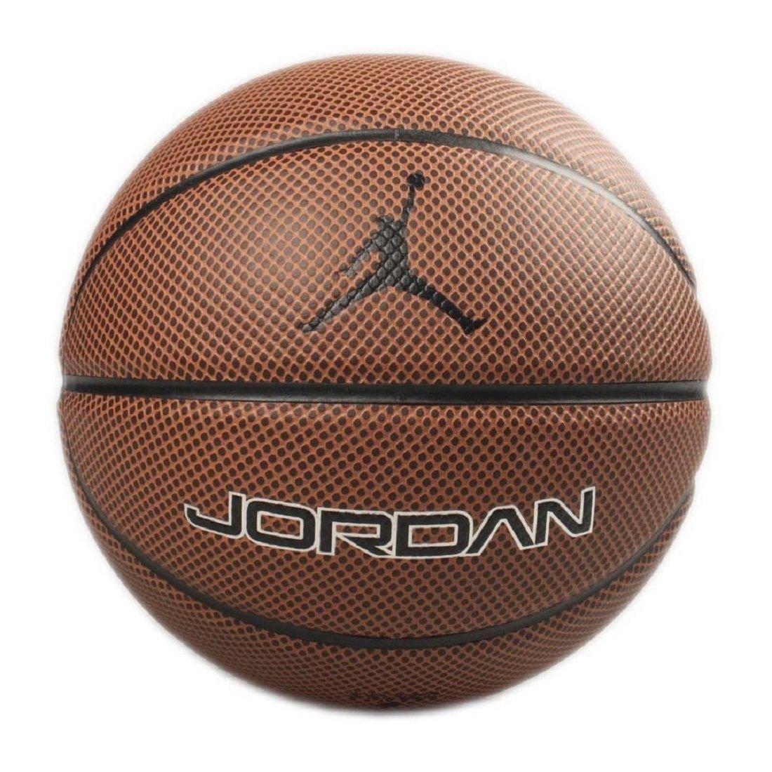 Unisex Adulto Nike Jordan Legacy 8P Pelota 7 Amber//Bla