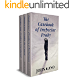 The Casebook of Inspector Proby: A fast-paced murder-mystery box set