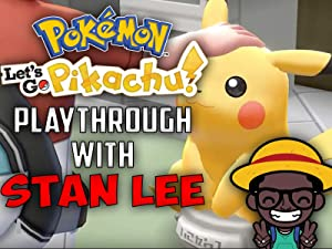 Amazon De Pokemon Lets Go Pikachu Playthrough With Stan Lee