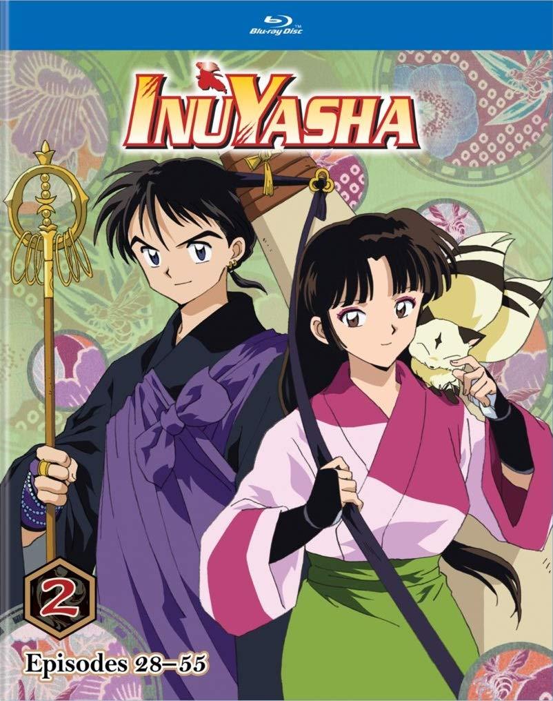 Inuyasha Set 2 (BD) [Blu-ray]