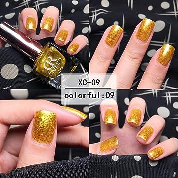Nail Chrome Polish Gel for Girls, Iuhan Clearance Womens Gel Nail Polish Nail Art Nail