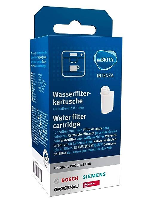 Bosch Siemens Brita Intenza Wasserfilter TCZ7003 Kaffeevollautomat TCA TCC TES 7