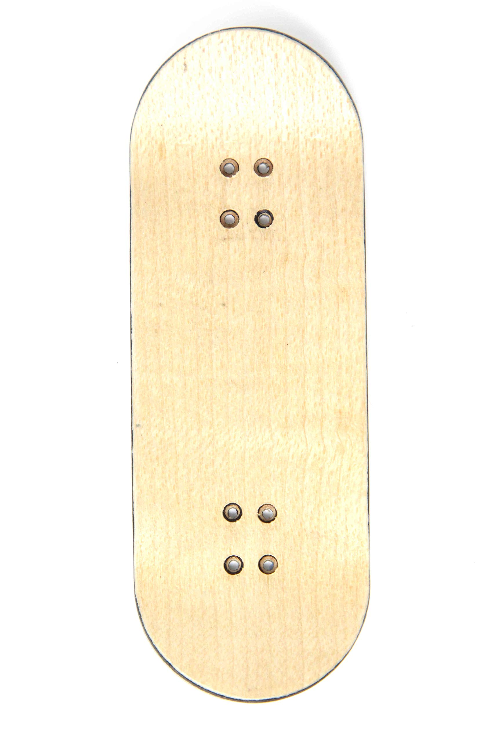 Skull Fingerboards FK You 34mm Complete Professional Wooden Fingerboard Mini Skateboard 5 PLY with CNC Bearing Wheels by Skull Fingerboards (Image #3)