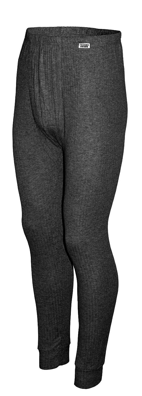 Super warme Herren Thermo Unterwäsche, Unterhose Lang gerippt von VCA-Textil