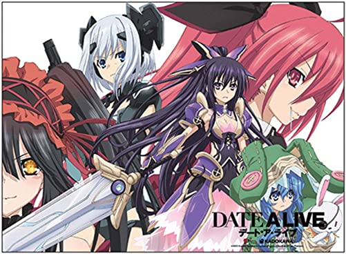 Date A Live Wall Scroll New Main 4 with Kurumi Anime Art Licensed ge60918