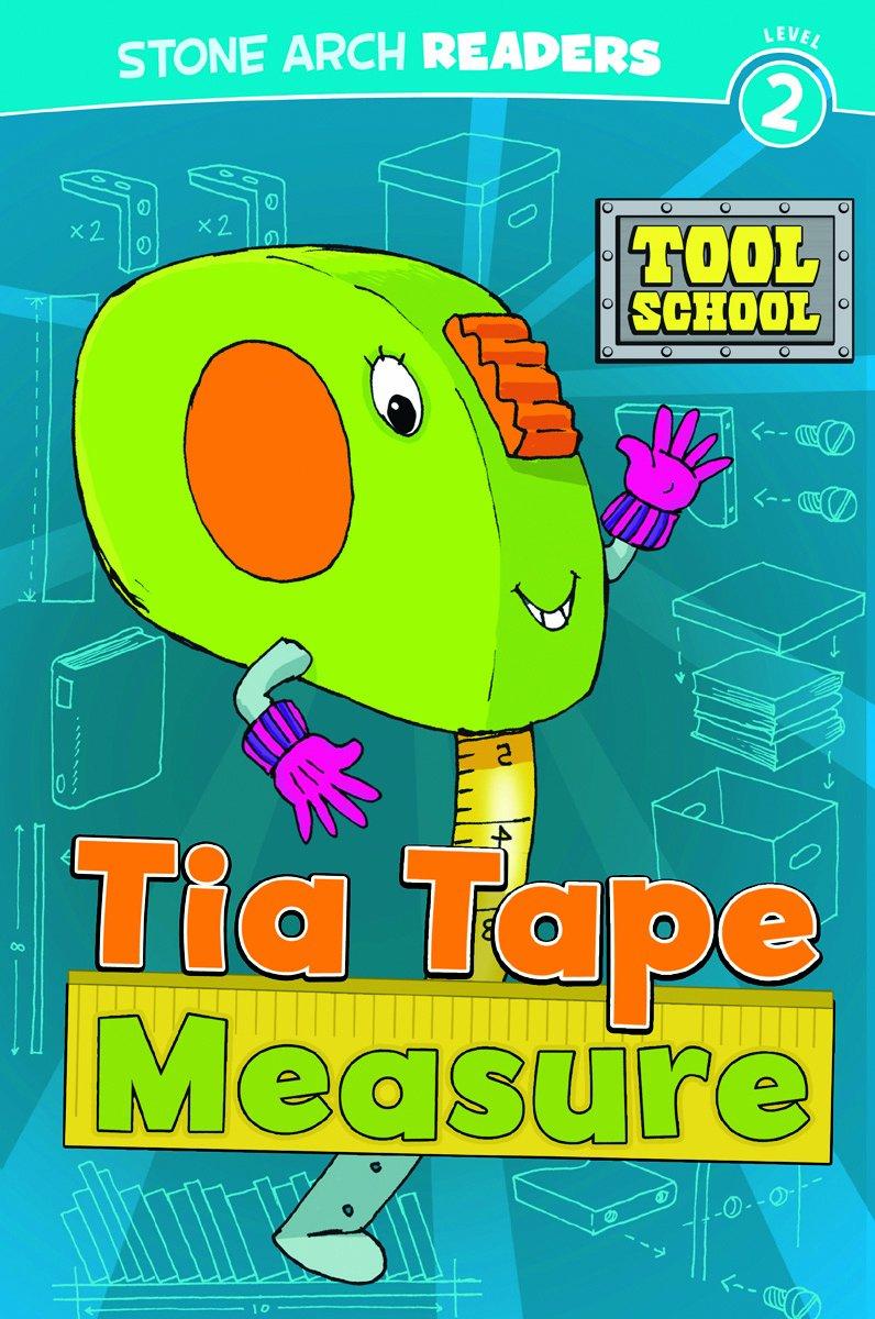 Tia Tape Measure (Tool School) PDF