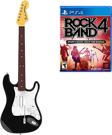 Mad Catz RB491268N-Matrix Guitarra PlayStation 4 Negro, Color ...