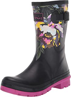 Ladies Poker Dot Wellington Boots by Wetlands Pink Blue  FREE POST  Brand New