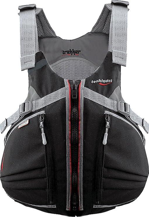 Stohlquist Men's Trekker Life Jacket - Personal Floatation Device