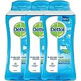 Dettol Cool Bodywash - 250 ml (Pack of 3)