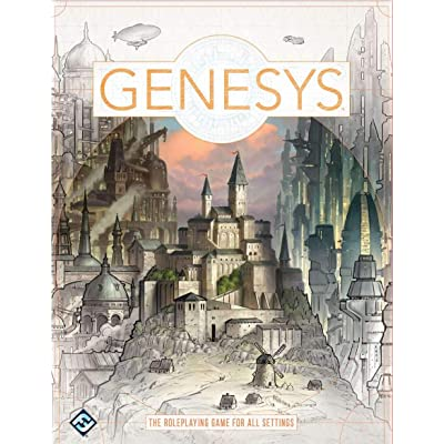 Genesys Core Rulebook: Toys & Games