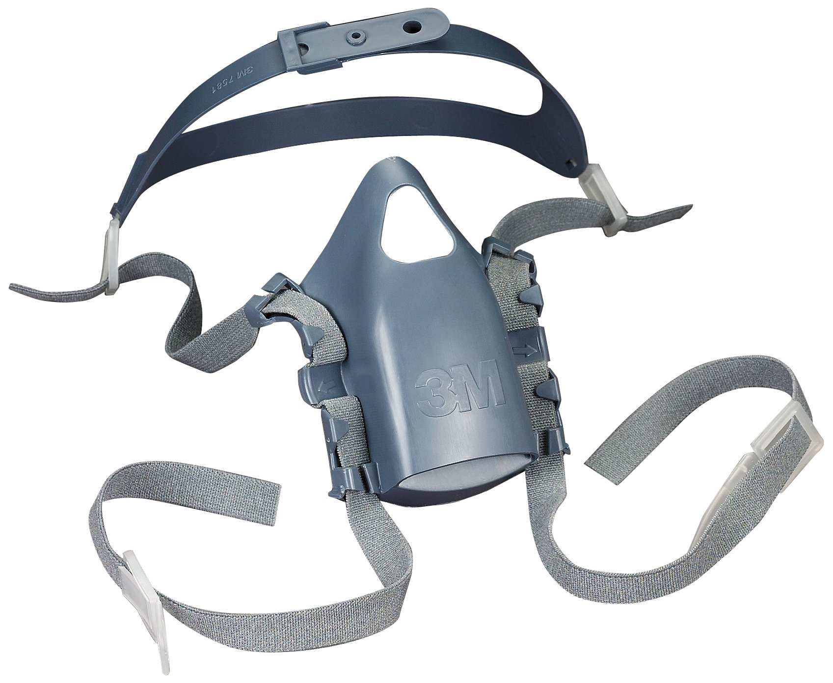3M Head Harness Assembly 7581, Respiratory Protection System Component  (Pack of 5)