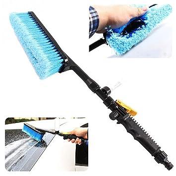 Car Wash Brush >> Amazon Com Autopdr Car Wash Brush Car Washing Brushes Tools Kit