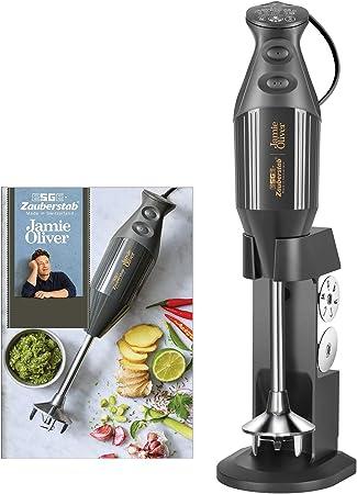 ESGE Zauberstab M 200 JO Jamie Oliver 98220 - Batidora de mano con accesorios (hasta 17.000 rpm): Amazon.es: Hogar