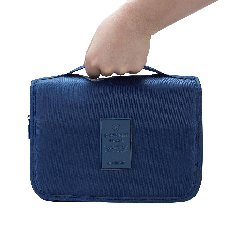 ElifeAcc Travel Toiletry Bag Plegable port/átil 7 litros Blue Tree