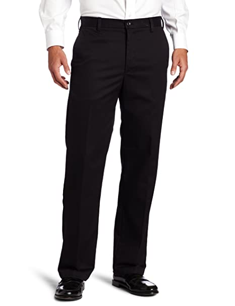 6be9324785a5c IZOD Men s Big and Tall Flat Front Extended Twill Pant  Amazon.ca ...