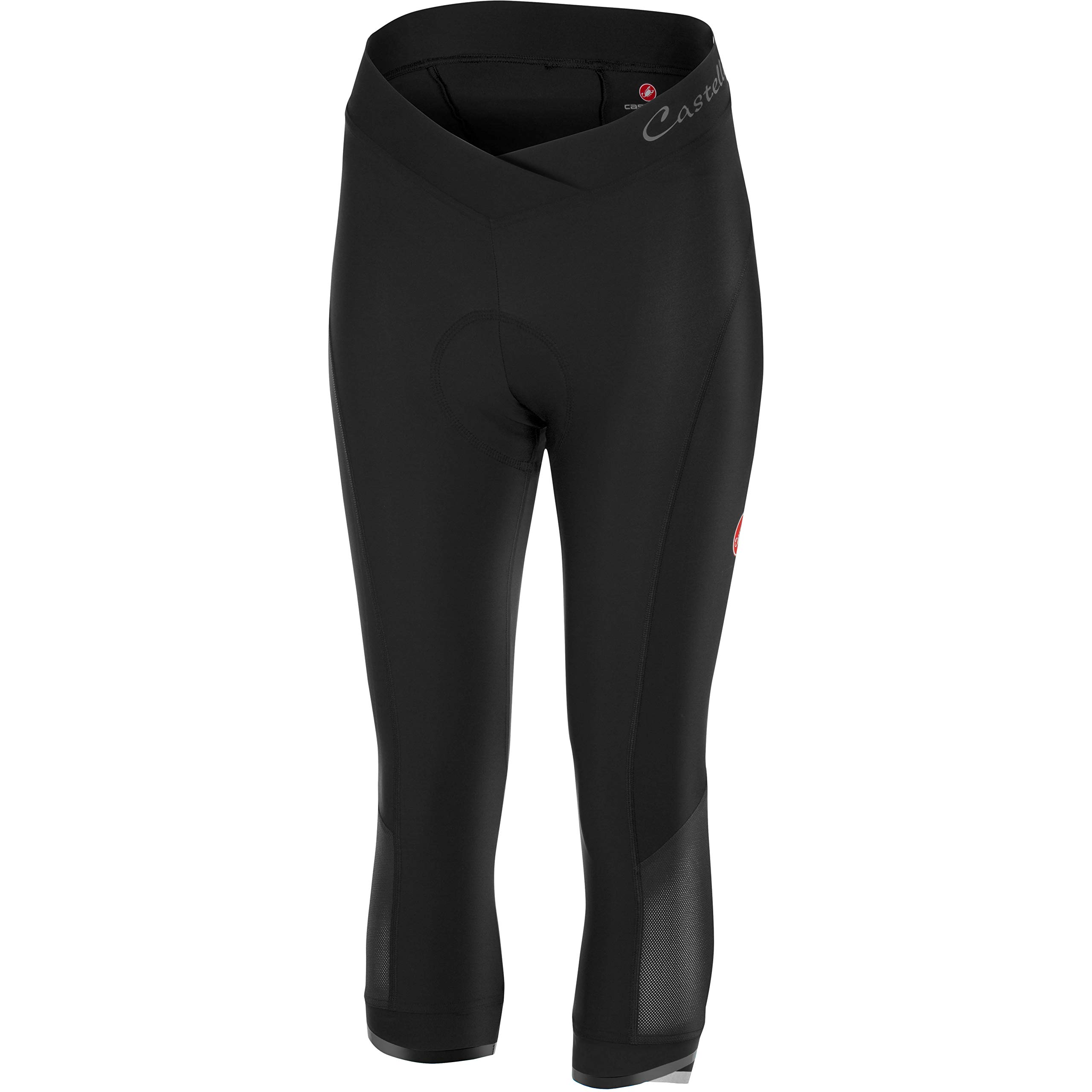 Castelli Vista Knicker - Women's Black, M by Castelli (Image #1)