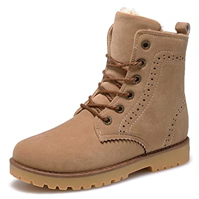 Warme & gefütterte Schuhe, Stiefel, Boots & Stiefeletten
