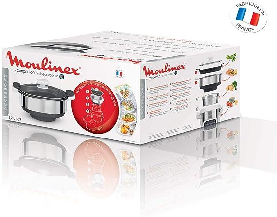 Moulinex XF384B10 - Accesorio para cocinar al vapor Cuisine ...