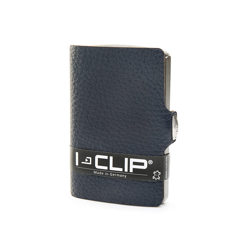 I-CLIP - Full Grain Leather - Slim Wallet - Minimalist, Thin Design & Money Clip 14195