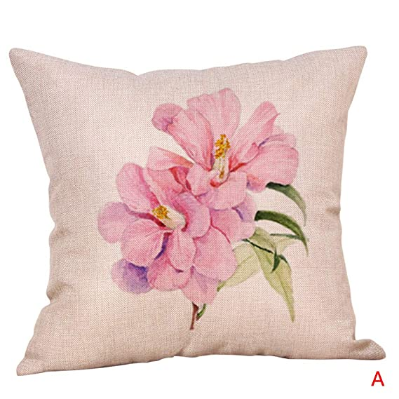 Amazon.com: Nmch Mothers Day Throw Pillow Covers Decorative ...