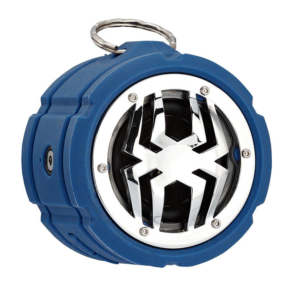 SPIDER Waterproof Bluetooth Speaker BT802 Blue