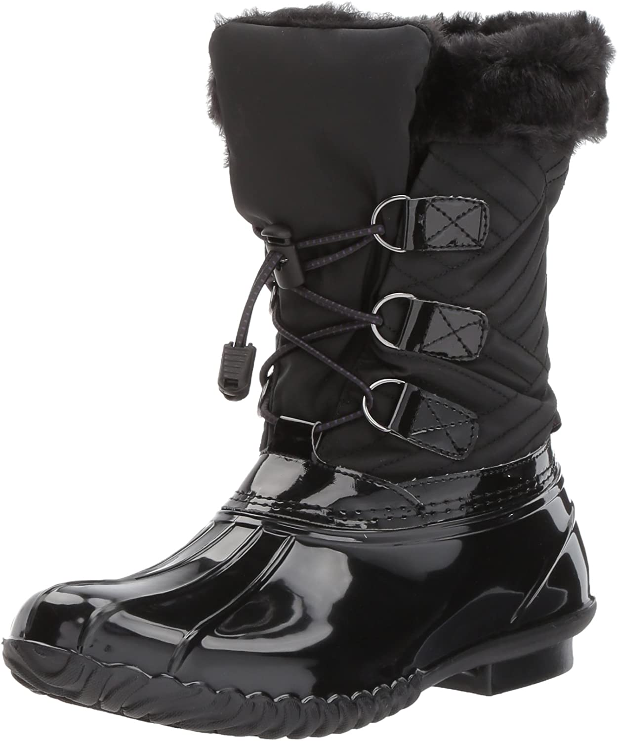 Hampshire-Mid Quilted Snow Boot