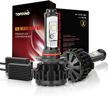Topinno Tech LED Headlight Bulbs Conversion Kit
