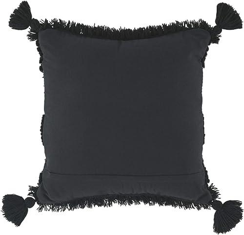 Signature Design by Ashley Mordechai Throw Pillow, Black