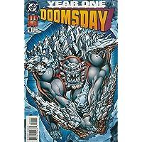 Doomsday Annual #1 VF/NM ; DC comic book