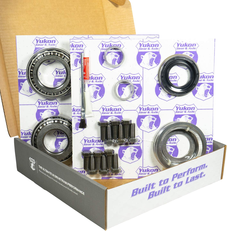 Master Overhaul Kit for Dana 30 Axle YK D30-TJ Yukon Gear /& Axle