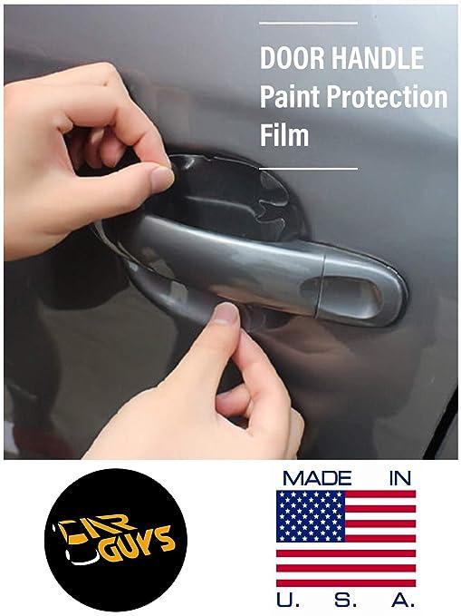Car Paint Protection >> Car Guys Love Cars Live Cars Door Handle Paint Protection Kit For All Cars Saint Gobain Ppf