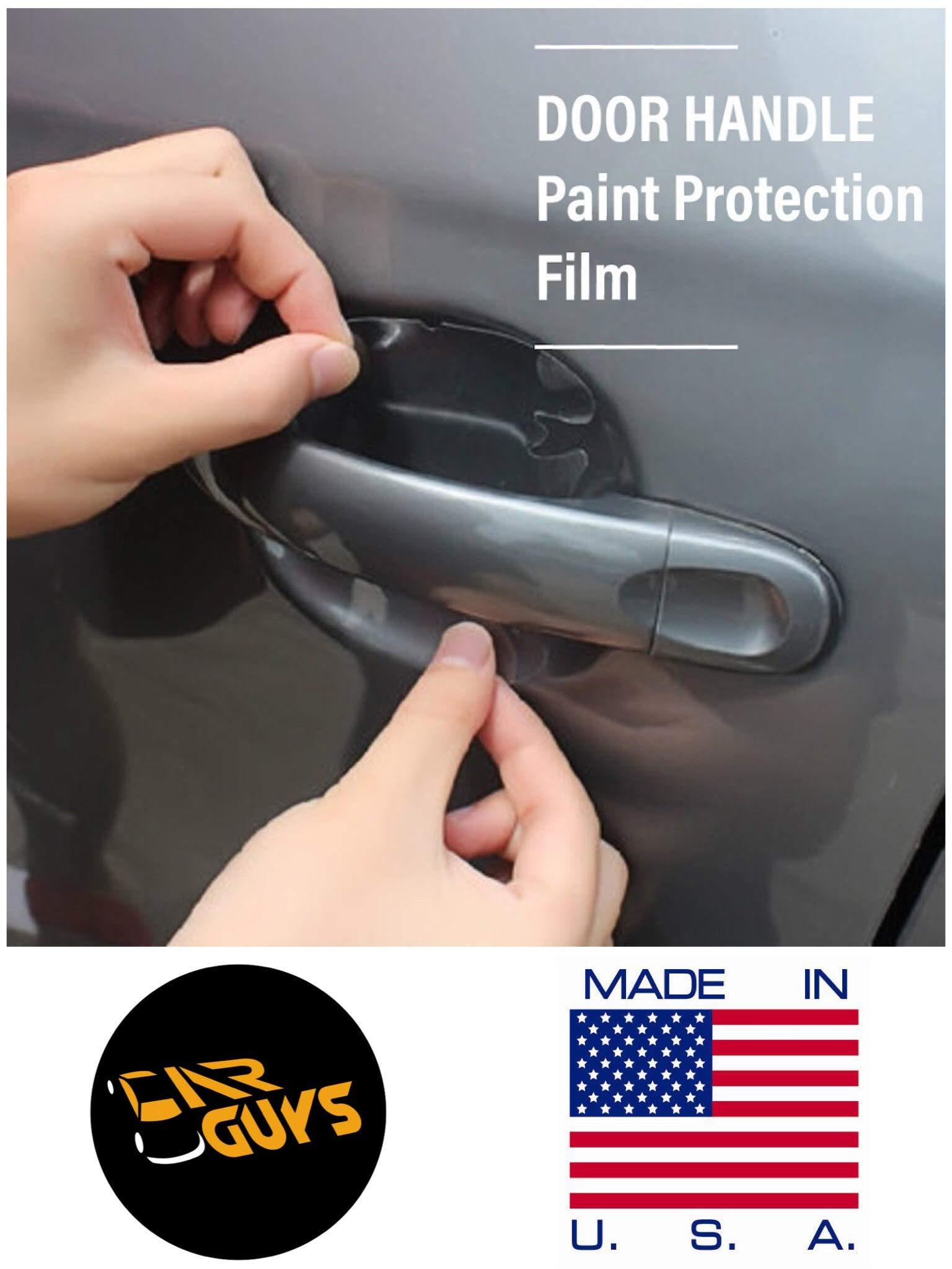 Car Guys- Door Handle Paint Protection Kit for All Cars- Saint Gobain PPF