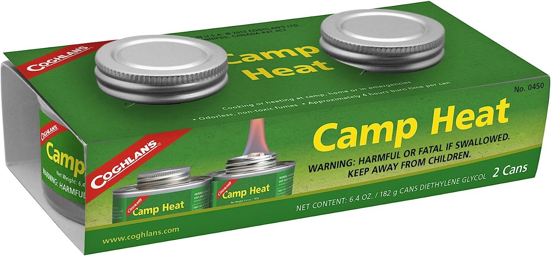 Coghlan s 450 Camp Heat