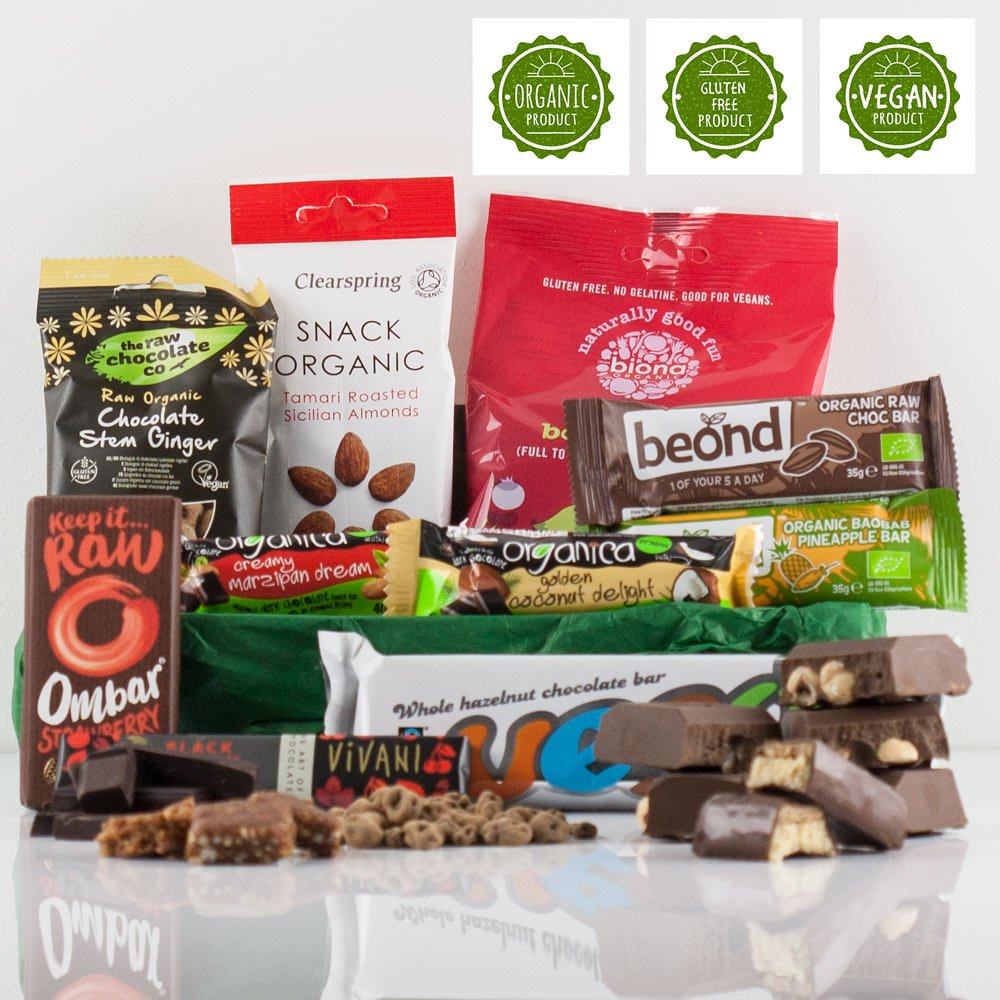 Natures Hampers Organic Gluten-Free