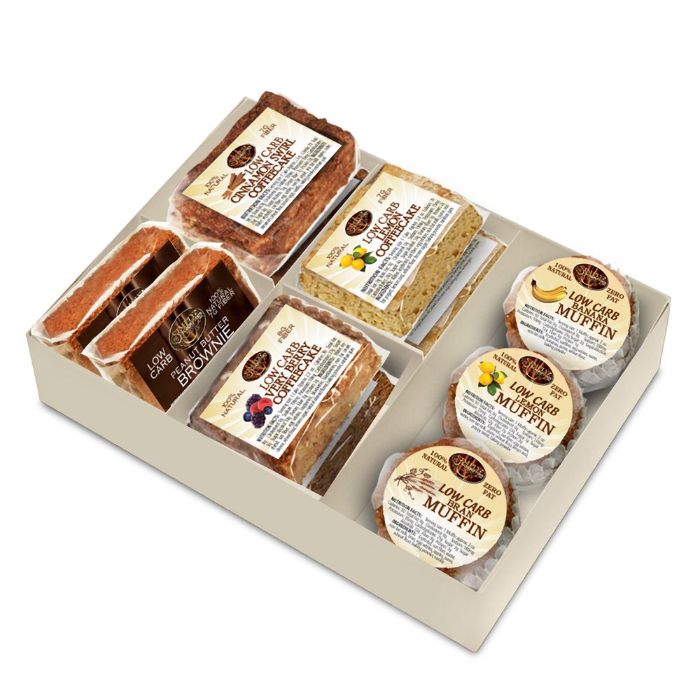 Simply Scrumptous Low Carb Variety Pack