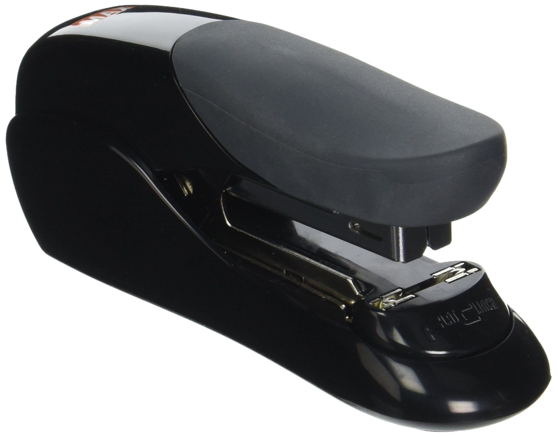 Max USA Easy Grip Heavy Duty Desk Stapler (HD-50F BLACK)