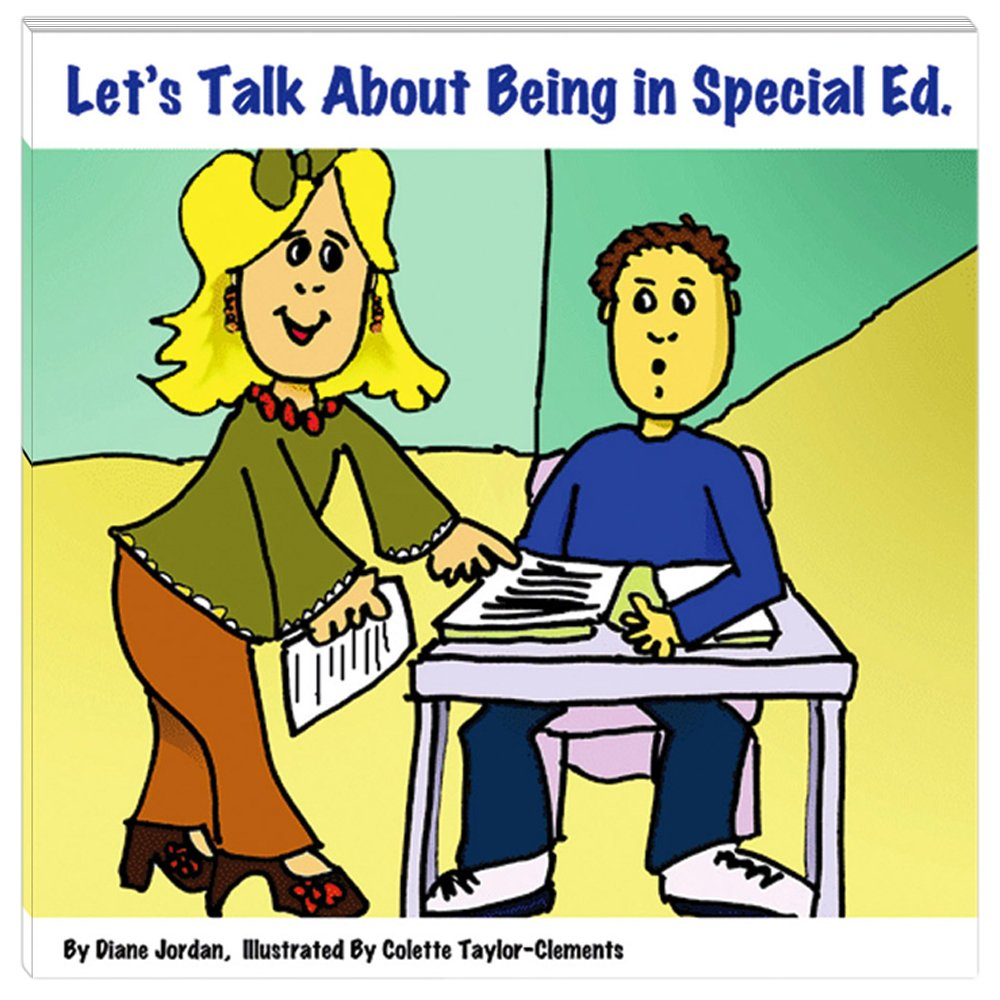 Download Let's Talk About Being in Special Ed pdf