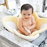 Blooming Bath Lotus - Baby Bath (Yellow/White/Gray)