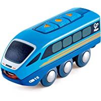 Hape- Tren teledirigido Azul, Multicolor (E3726)