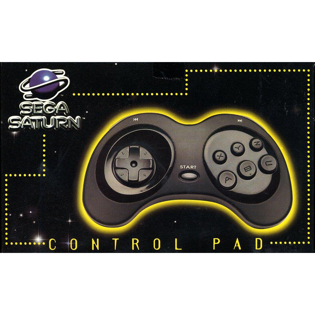 Sega Saturn Control Pad